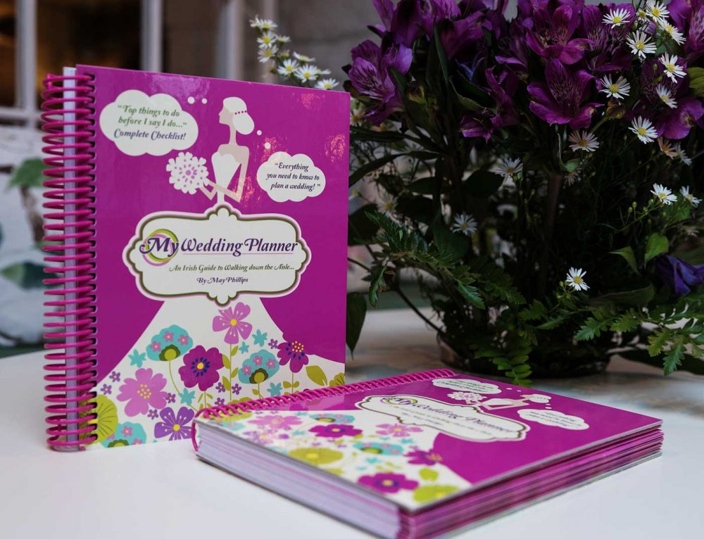 My Wedding Planner Book