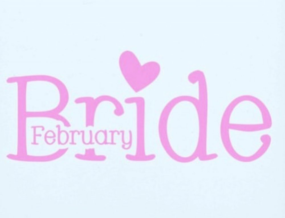 February Bride, Planning a February Wedding?