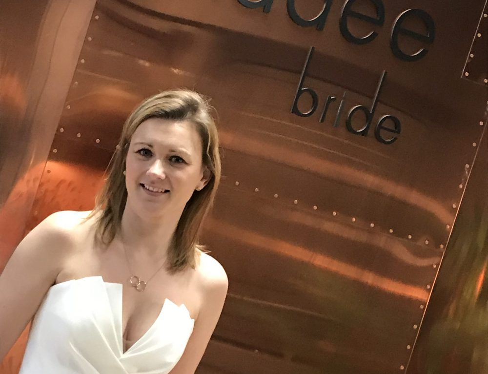 Kadee Bride, featuring an interview with Suzanne Neville