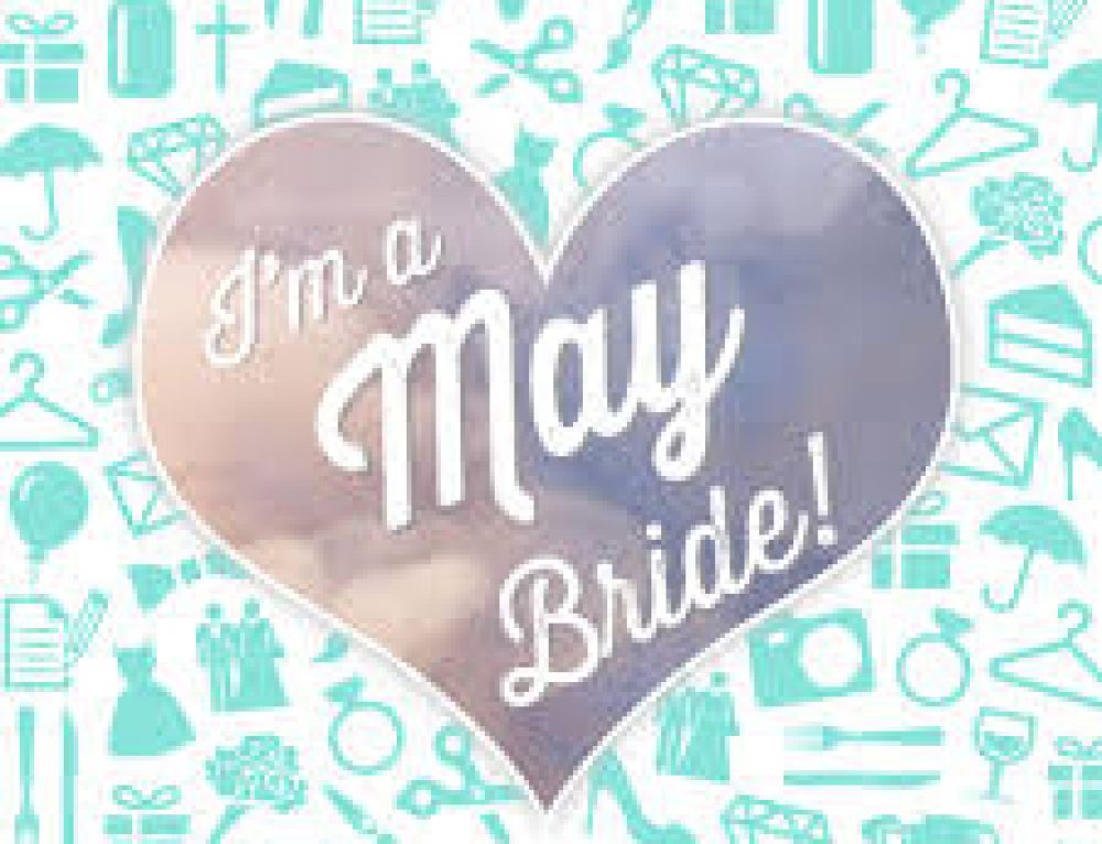 Are You Getting Married in May? Are You A May Bride?
